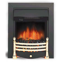 kamin-Real-flame-Victorian-black